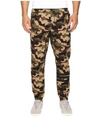 Adidas Uncamo Sweatpants Camo Print White Men's Casual Pants Animal Print