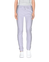 Dirk Bikkembergs Sport Couture Trousers Casual Trousers Women White