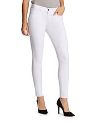 William Rast The Perfect Skinny Jeans White