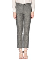 Phonz Says Black Trousers Casual Trousers Women
