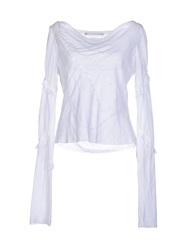Laura Biagiotti Blouses Ivory