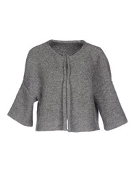 Anne Claire Anneclaire Knitwear Cardigans Women Grey