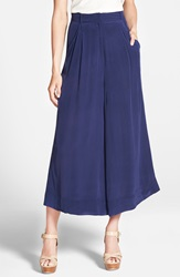 Plenty By Tracy Reese Tailored Culottes Indigo