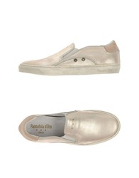 Pantofola D'oro Footwear Low Tops And Trainers Women Platinum
