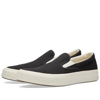 Converse Deck Star Slip On 1970S Black