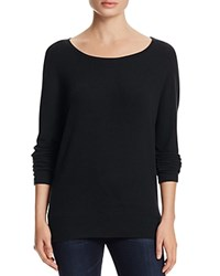 Cupcakes And Cashmere Dolman Sleeve Chey Sweatshirt Black