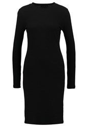Evenandodd Jumper Dress Black