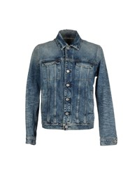 M.Grifoni Denim Denim Denim Outerwear Men Blue