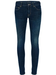 Saint Laurent Skinny Jean Blue