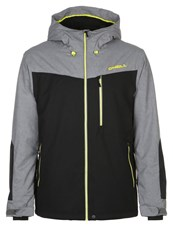 O'neill Pm Cue Snowboard Jacket Black Out