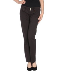 Nolita De Nimes Casual Pants Dark Brown