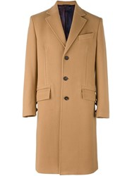 Vivienne Westwood Classic Single Breasted Coat Nude And Neutrals