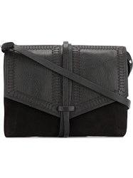 Isabel Marant 'Holly' Shoulder Bag Black