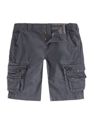 Criminal Laguna Cargo Short Grey