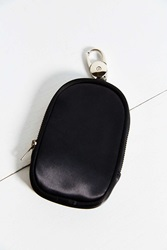 Urban Outfitters Satin Bag Pocket Pouch Black