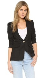 Smythe Patch Pocket Blazer Black