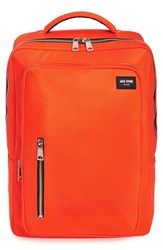 Jack Spade Men's Nylon Cargo Backpack Orange
