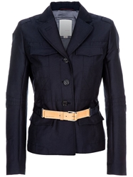 Peuterey 'Softly' Blazer Blue