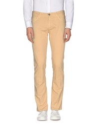 Mason's Trousers Casual Trousers Men Ochre