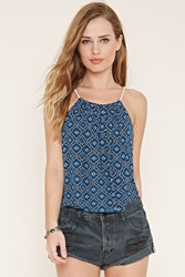 Forever 21 Abstract Print Cami