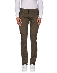Diesel Trousers Casual Trousers Men Military Green