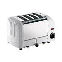 Dualit Classic Heritage Toaster Pearl 4 Slot