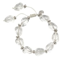 Lola Rose Anja Bracelet Rock Crystal