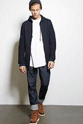 Forever 21 Cohesive Co. Terry Knit Hoodie