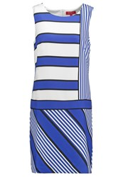 Derhy Echappee Summer Dress Bleu Blue