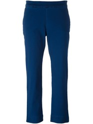 A.P.C. Straight Leg Trousers Blue