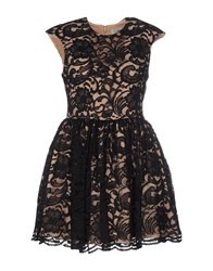 Cameo Dresses Short Dresses Women Black