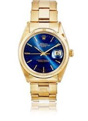 Vintage Watch Women's Oyster Perpetual Date Gold