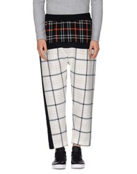 3.1 Phillip Lim Trousers Casual Trousers Men White