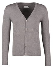 Eleven Paris Bydal Cardigan Grey Chine Mottled Grey