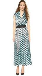 Ungaro Sleeveless Dress Multi
