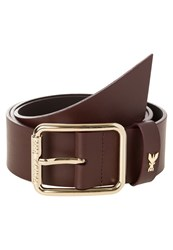 Patrizia Pepe Belt Poison Brown