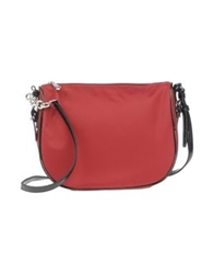 Nannini Under Arm Bags Brick Red