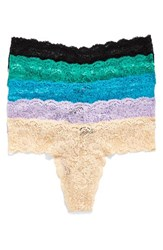 Cosabella Plus Size Women's 'Never Say Never Cutie' Low Rise Thong