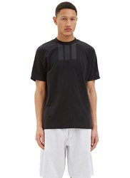 Y 3 3S Crew Neck T Shirt Black