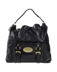 Mulberry Handbags Black