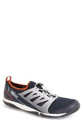 Helly Hansen Men's 'Aquapace 2' Quick Dry Sneaker Navy Off White Cloudberry
