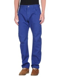 Misericordia Casual Pants Blue