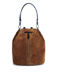 Elizabeth And James Cynnie Suede Backpack