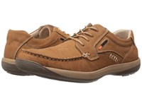 Spring Step Duncan Medium Brown Men's Shoes
