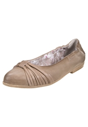 Mjus Touch Ballet Pumps Sasso Taupe