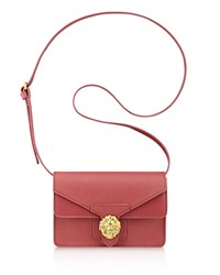 Anne Klein Diana Crossbody Rasberry Hot Pink Gold