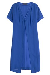 Steffen Schraut Cancun Sunset Dress Blue
