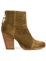 Rag And Bone Ankle Boots Nude And Neutrals