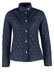 Gant Light Jacket Marine Dark Blue