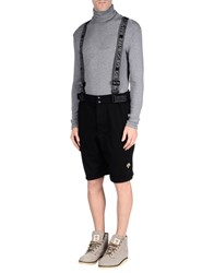 Descente Trousers Bermuda Shorts Men Black